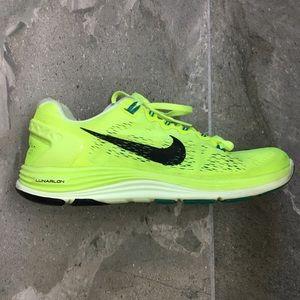 Nike Lunarlon Running Shoes Women's Size 8
